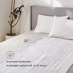 立减€5,3级调温,可水洗电热毯 150 x 80 cm
