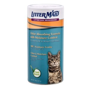 $3.84LitterMaid 天然沸石猫砂除臭粉