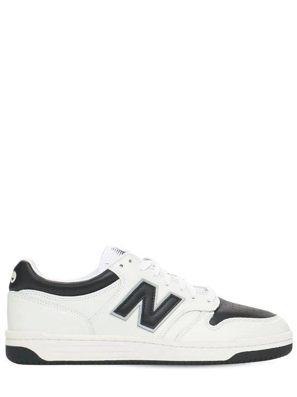 EYE X NEW BALANCE 合作款平底鞋