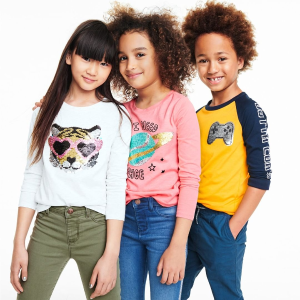 Up to 70% Off + Extra 20% Off $40 + Free ShippingOshKosh BGosh Secret Sale