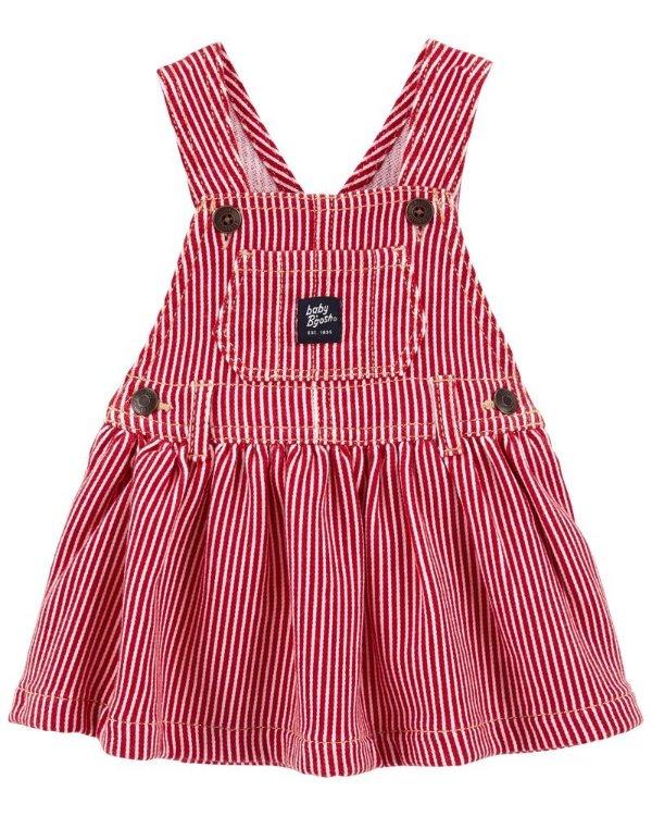 女婴、幼童背带裙