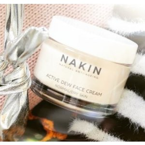 低至5折 收超值套装最后一天:Nakin 英国小众高端护肤热卖 给你最特别的呵护