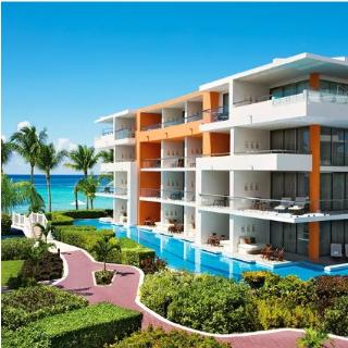 每晚低至$114起 5星甄选墨西哥科苏梅尔岛全包酒店超值促销