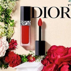 $48+送SKII中样上新:Dior 2021年全新液体哑光唇釉 复古贵气心动预警!
