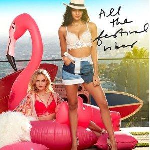 5折 新品加入最后一天:La Senza 精选女士内衣超值好价特卖