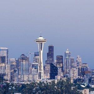 含税$177起圣路易斯/西雅图相向往返直飞机票超低价