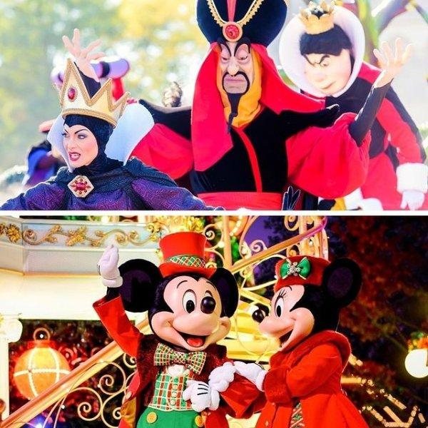 Disney万圣节活动