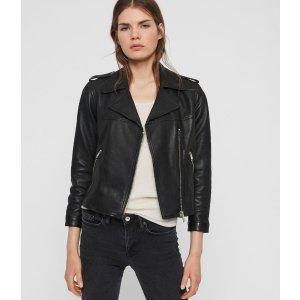 ALLSANTSAiden Biker 皮衣外套
