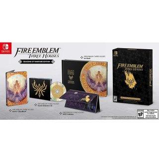 $99.99补货:《火焰纹章 风花雪月 收藏版》Switch 实体版
