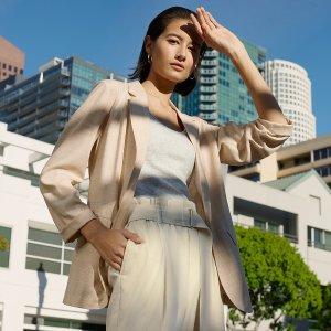 $12.9收系带连衣裙Uniqlo U系列专场 $7.9收经典款纯色短袖 多色可选 手慢无