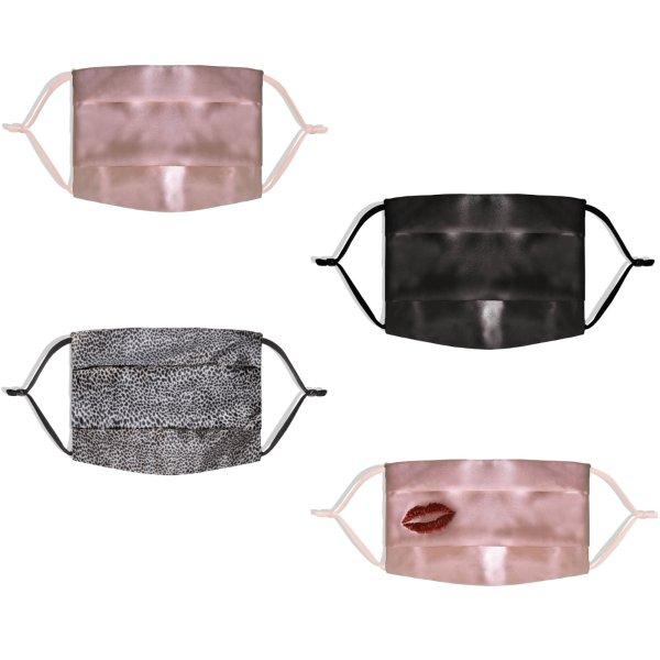丝质口罩 可重复使用