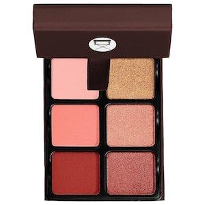 Theory Eyeshadow Palette - Viseart | Sephora