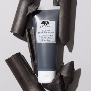 Clear Improvement™ Active Charcoal Mask to Clear Pores | Origins