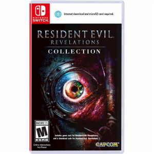 $29Resident Evil Revelations Collection Swtich Games