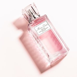 $52+免税 发丝也要美美的Dior 空气中全是爱你的味道香发喷雾