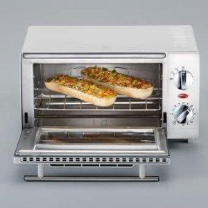 折后仅€35 独居必备!SEVERIN 迷你烤箱 体积小巧 节省空间 功能齐全 性价比高