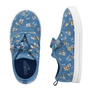 OshKosh B'gosh小童布鞋