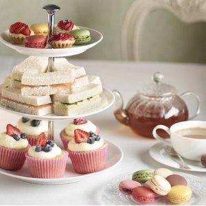 维珍航空表示 坐飞机也要精致飞机上喝正宗欧式下午茶是一种什么样的体验