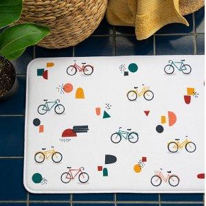 Simons Maison 50 x 80cm自行车浴室垫