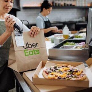 2折!€4收价值€20的代金券Uber Eats 优食代金券热卖 德国多家餐厅可用 送餐上门超方便
