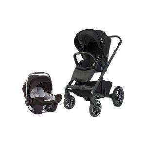 Nuna返$100礼卡MIXX2 推车 和 Pipa Lite LX 婴儿汽车座椅套装,2色选
