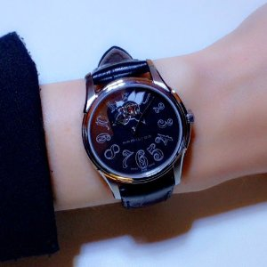 $318Hamilton Women's Jazzmaster Lady Watch Model: H32395733