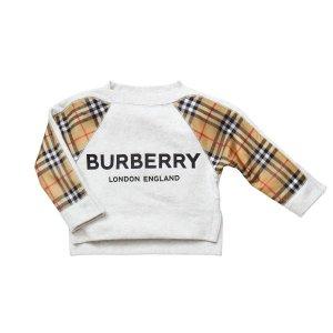 2.4折$7.2起包邮 收儿童脏脏鞋Burberry、Kenzo、RL等品牌童装折上折