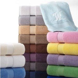 $11.2Ralph Lauren Wescott 优质全棉浴巾