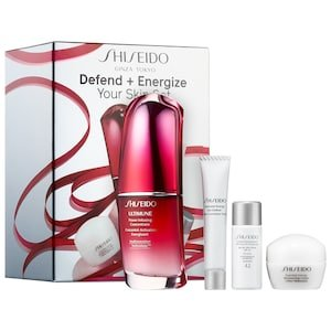 Defend + Energize Your Skin Set - Shiseido | Sephora