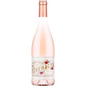 2019年 茉莉花香+柠檬+香梨口味法国桃红葡萄酒