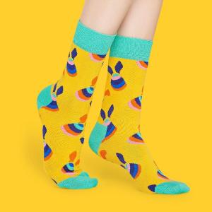 7.5折+包邮Happy Socks官网 全场袜子热卖