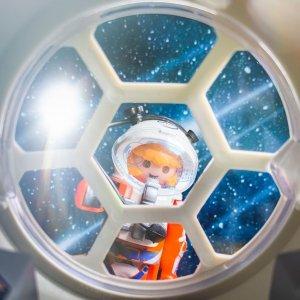 8.5折新品上市:Playmobil 德国儿童创造性拼装玩具 太空任务系列终于来啦