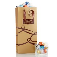 Lindt 松露巧克力金装礼包75颗装