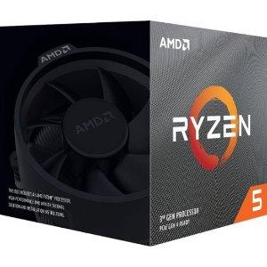 $169.99 送3月XGPAMD RYZEN 5 3600 6核 7nm Zen2架构处理器
