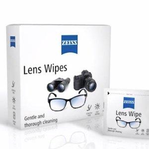 200片 £9.49 完美替代小林家Zeiss 专业级一次性镜面清洁纸热促 扔掉眼镜布以后用它