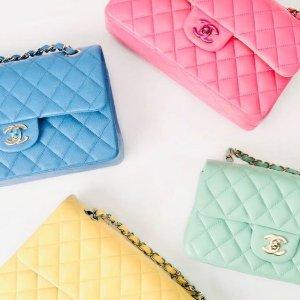 3折起+叠9折!Gucci仅£319Secret Sales 夏季大促 Chanel、LV、Celine等中古款好价入