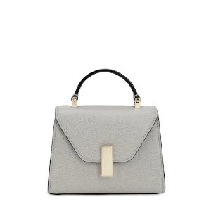 ValextraMICRO ISIDE GRAINED LEATHER BAG