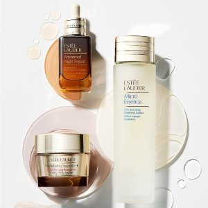 Spin to WinLast Day: Estee Lauder Selected Products Sale