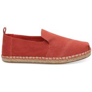 麂皮渔夫鞋