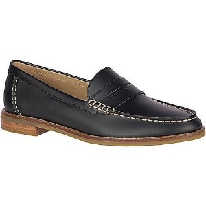 SperrySeaport Box Leather Penny Loafer