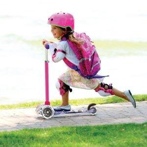 8折起 $34.97收三轮滑板车儿童滑板车热卖 多款可选 让宝贝享受快乐童年时光
