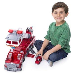 低至5.9折PAW Patrol 汪汪队系列玩具车套装特卖, $6.29起