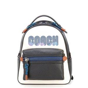 Coach双肩包