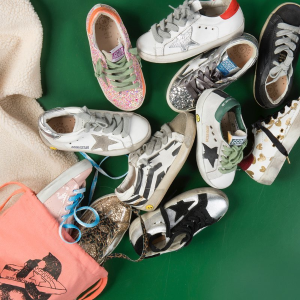Up to 40% Off + Extra 15% OffGOLDEN GOOSE Shoes Sale @ Stylebop