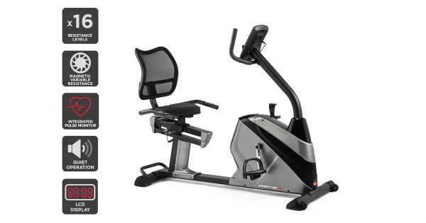 Automatic Variable Resistance Magnetic Flywheel Recumbent Bike (RC-400A) | Exercise Bikes |