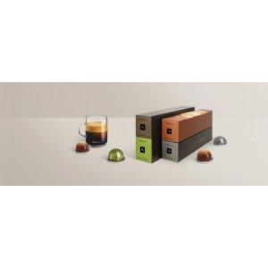 Connoisseurs Coffee Pack   40 Coffee Pods   Nespresso USA
