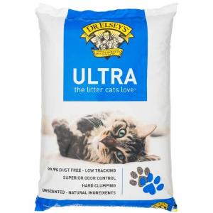 Dr. Elsey's Precious Cat Ultra Scoopable Multi-Cat Litter, 40 lb