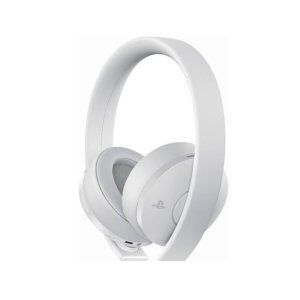 Sony PlayStation Gold Wireless Headset White