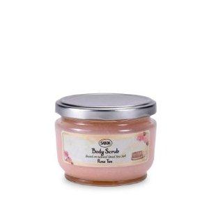 Sabon玫瑰茶磨砂膏10.8oz