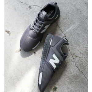 低至4折 + 包邮New Balance 247系列潮流运动鞋促销